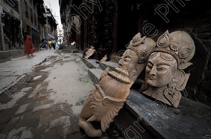 Masks Patan 