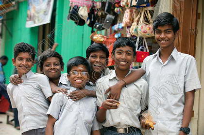 School Boys-Madurai 